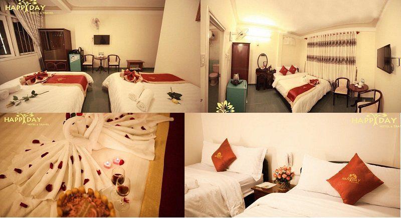 Khách sạn Happy Day Đà Lạt