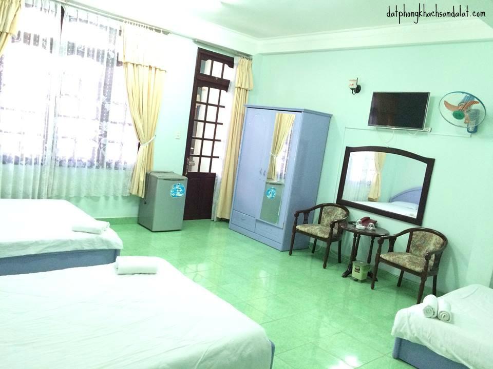 Khách sạn Ladophar ở Đà Lạt