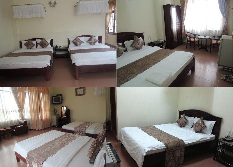 Khách sạn Nam Quang Đà Lạt