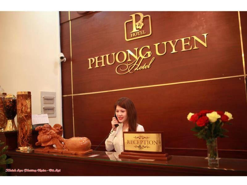 Khách sạn Phương Uyên ở Đà Lạt