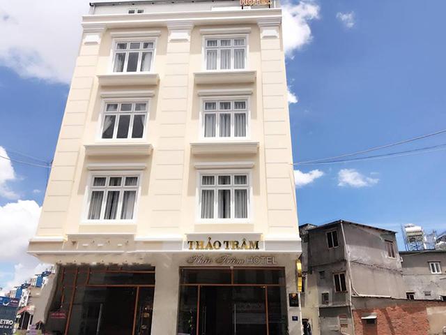Khách sạn Thảo Trâm Luxury gần chợ