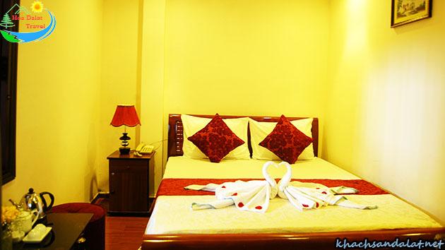 Khách sạn Thủy Tiên ở Đà Lạt
