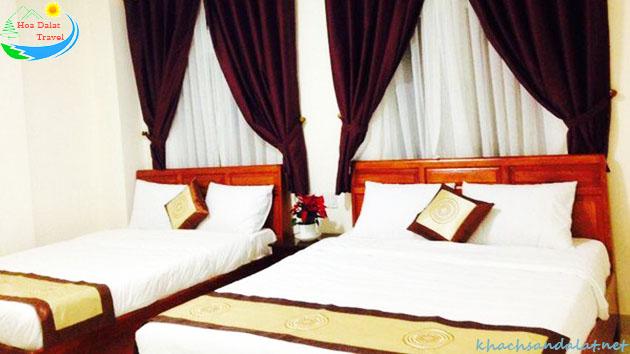 Khách sạn Vũ Hoàng ở Đà Lạt