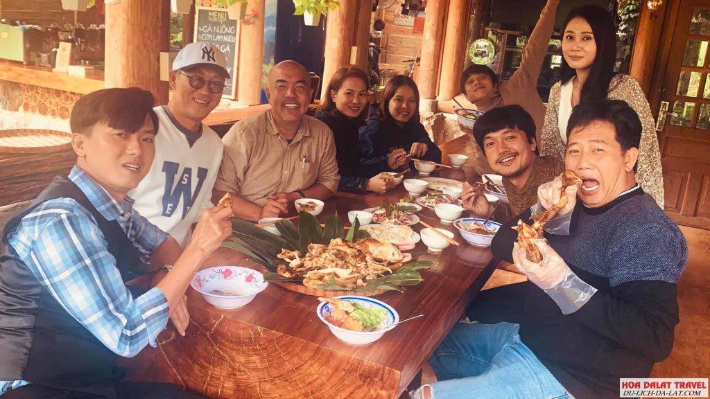 Kinh nghiệm ăn uống ở Ma rừng lữ quán
