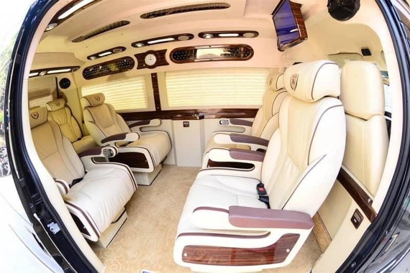 limousine dalat