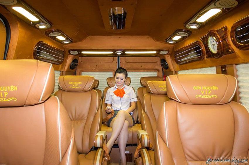 limousine ở Đà Lạt