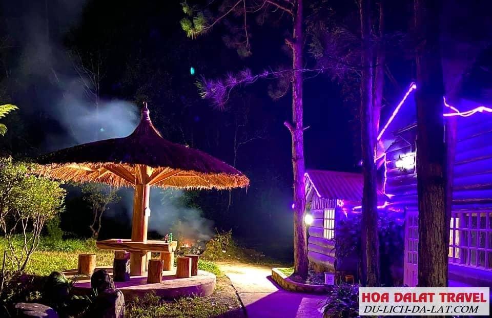 Ma rừng lữ quán ở Đà Lạt