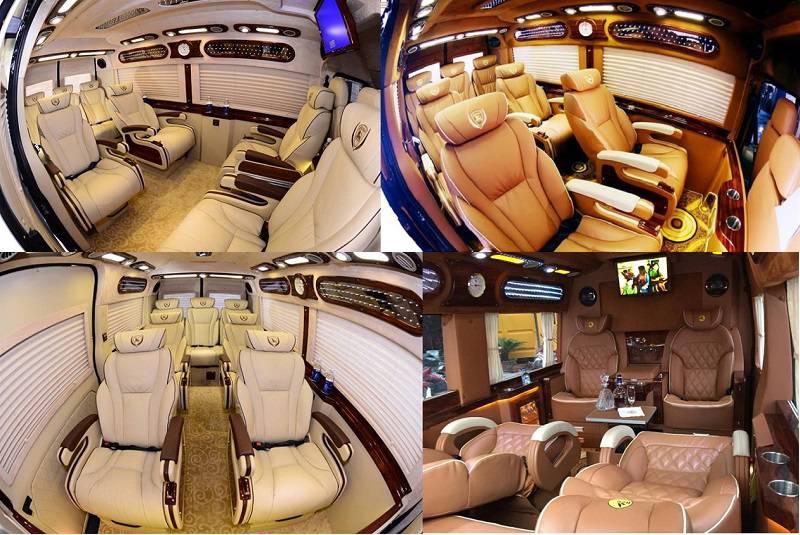 Minh Trí limousine