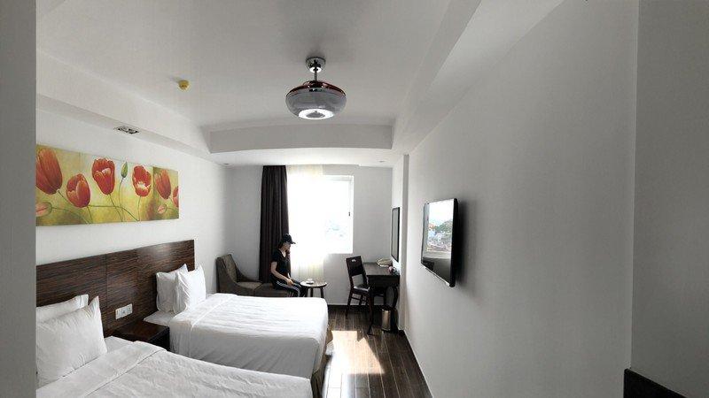 Phòng khách sạn Phú Hòa Đà Lạt