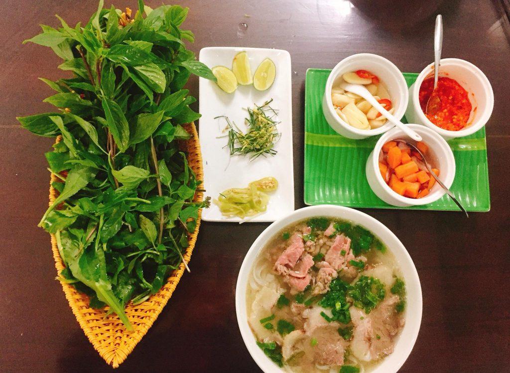 Quán phở ngon ở Hà Nội