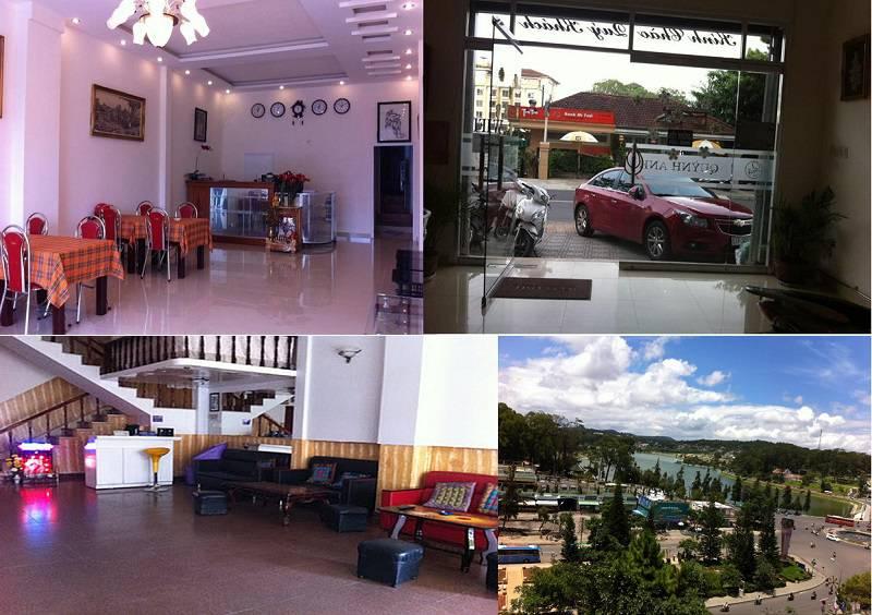 Quỳnh Anh Hotel Đà Lạt
