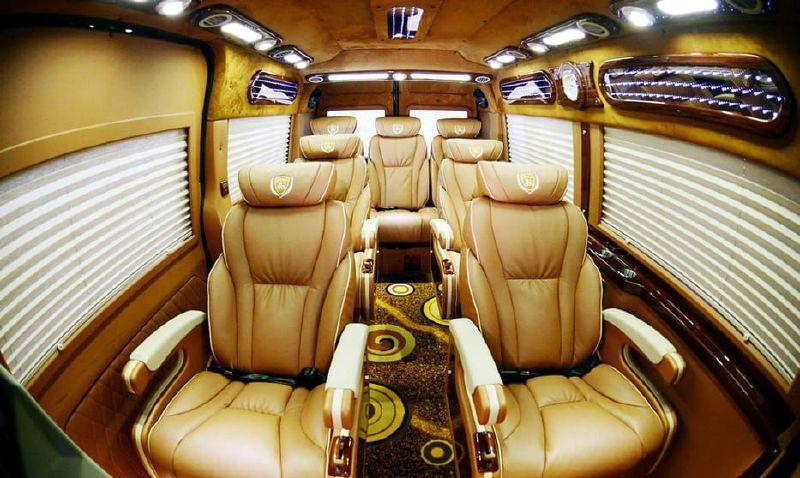 vé xe limousine đi Đà Lạt