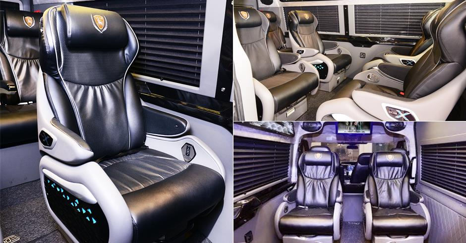 Vy Vân limousine