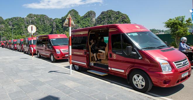 xe limousine Đà Lạt