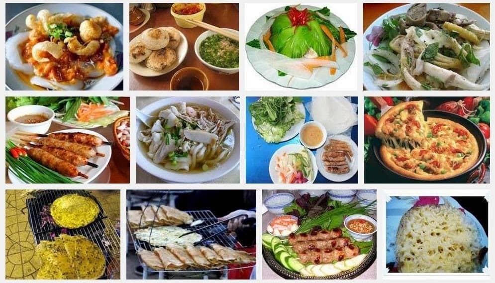 ăn trưa Đà Lạt