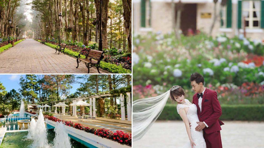 Chụp ảnh cưới Dinh 1