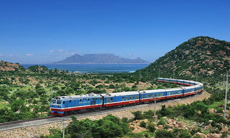 đi Nha Trang bằng tàu lửa