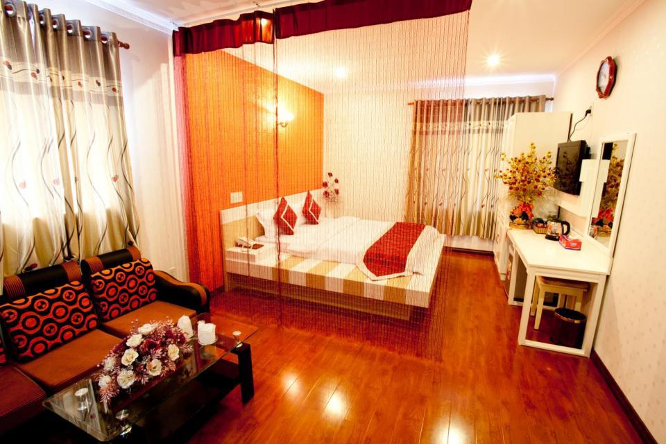 Khách sạn Linh Phương Đà Lạt