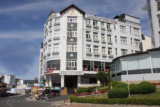 Khách sạn Phố Núi ở Đà Lạt