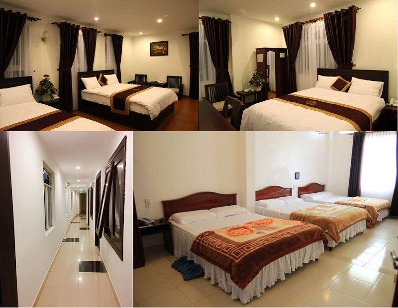 Khách sạn Tâm Dung 1 Đà Lạt