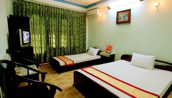 Khách sạn Thiên Tân Đà Lạt