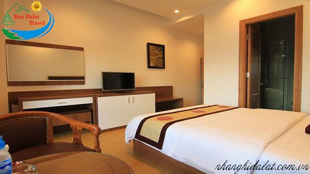 Khách sạn vy vy Đà Lạt