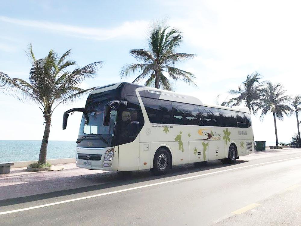 xe khách đi Nha Trang