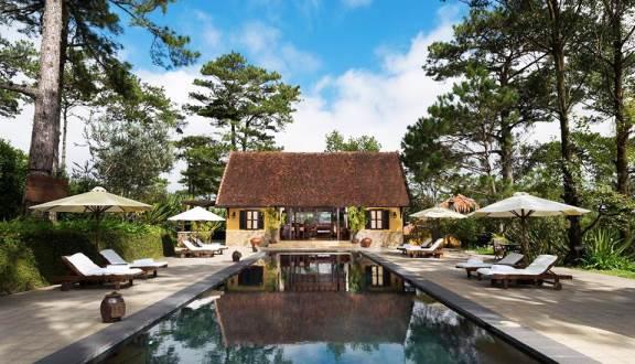 hồ bơi  Ana Mandara Villas Dalat Resort & Spa
