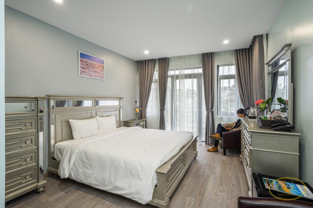 Hồng Môn Villa ở Đà Lạt