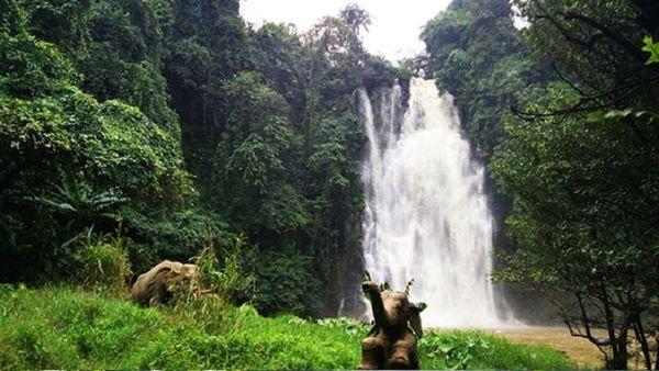 thác Bobla liêng đầm