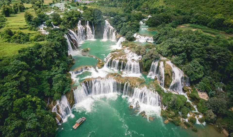 thác dambri ở Đà Lạt