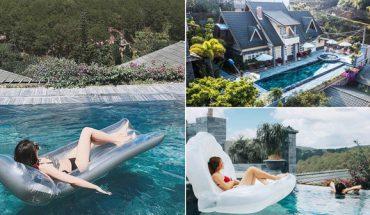 top khách sạn Đà Lạt có hồ bơi