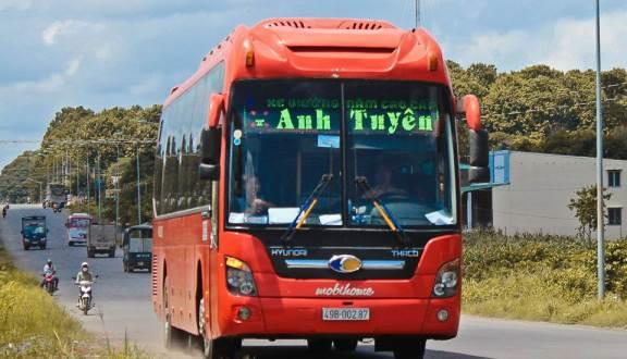 vé xe Sài Gòn Đà Lạt