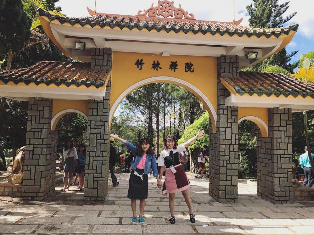 Thiền Viện ở Đà Lạt