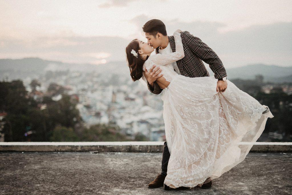 ảnh cưới đà lạt đẹp