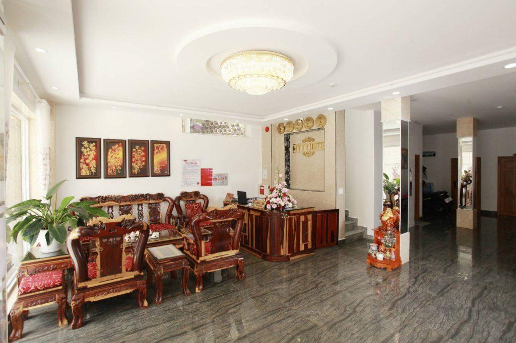 hotel My Ty Đà Lạt
