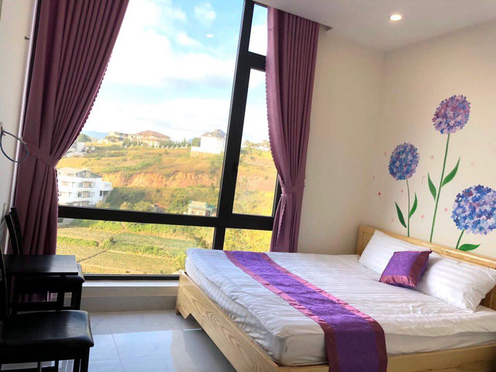 View phòng ở binly hotel