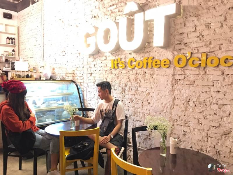 Gout Coffee & Pastry