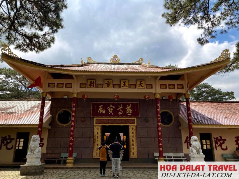 Giả mã tên gọi chùa Phật Trầm