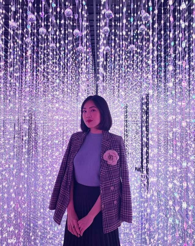 Lumiere vườn ánh sáng