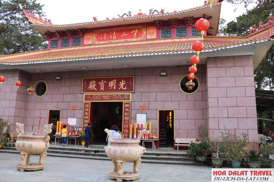 Ý nghĩa tên gọi của ngôi chùa