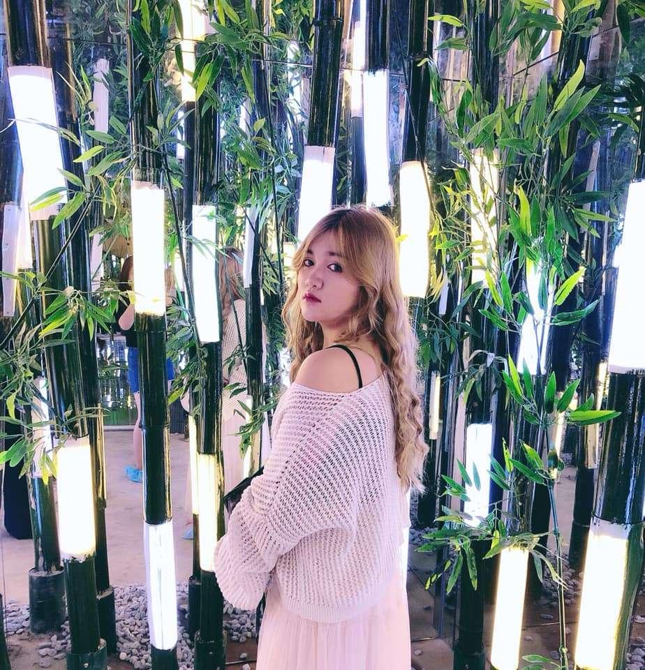 hình ảnh vườn ánh sáng