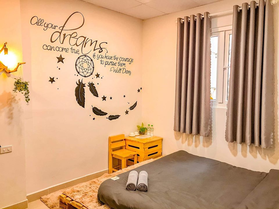 phòng homestay dalat house