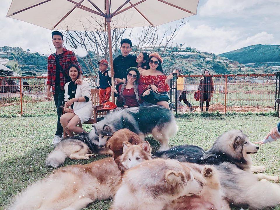 Nông trại cún đà lạt