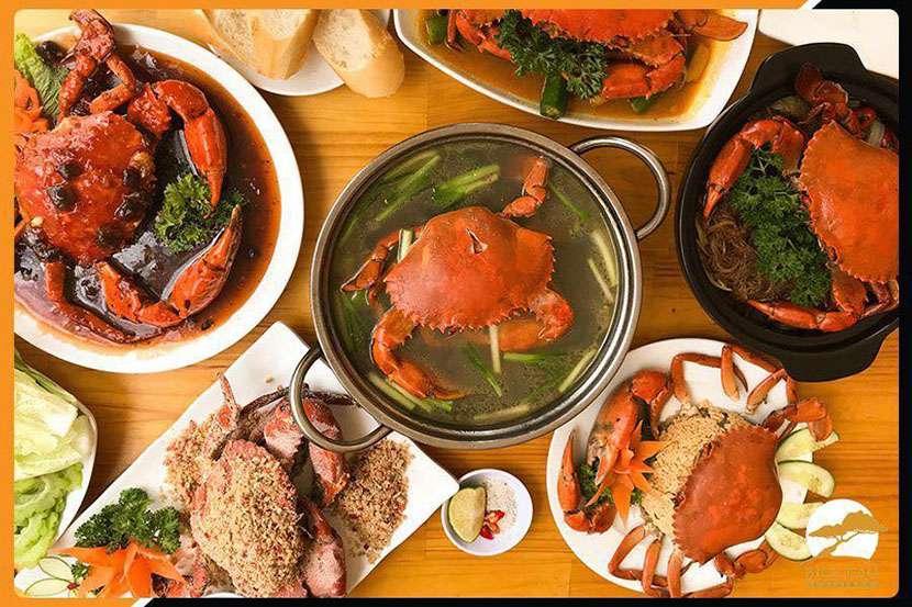 Quán hải sản tươi sống Đà Lạt