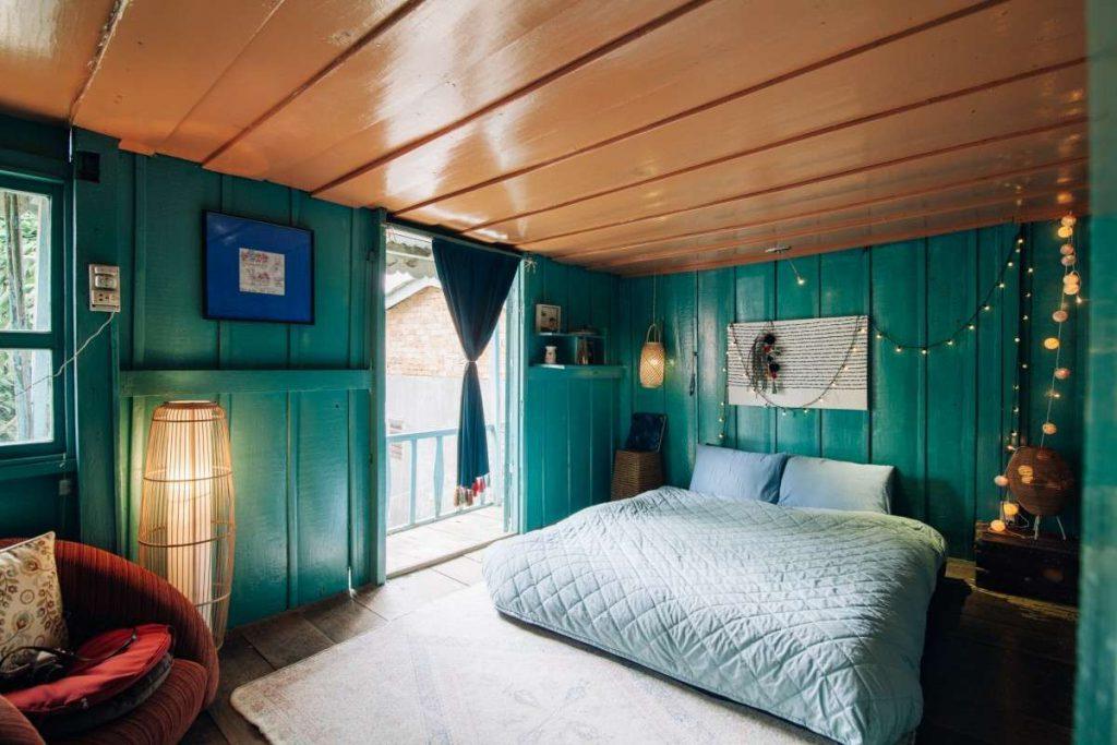 Phòng đẹp ở homestay Le Bleu