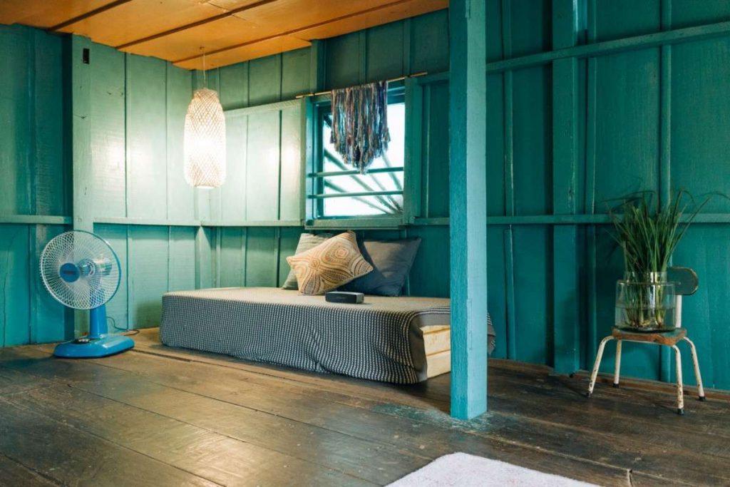 Phòng ở homestay Le Bleu