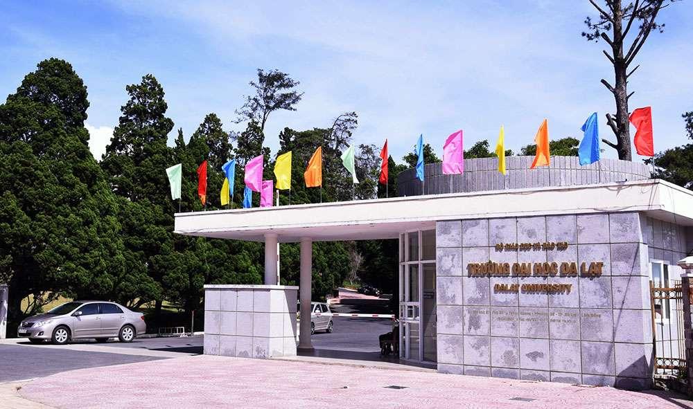Trung tâm tiếng anh trường đại học Đà Lạt