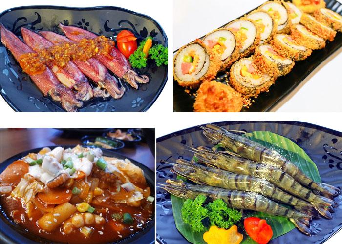 ẩm thực hàn quốc Seoul Đà Lạt