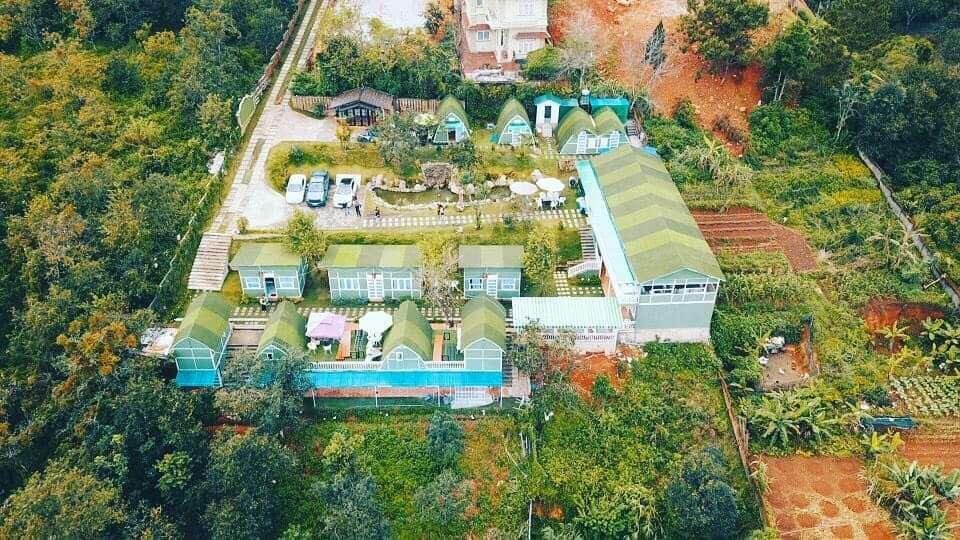 khu nghỉ dưỡng greenland